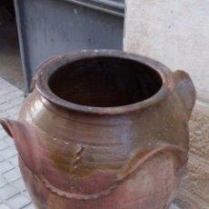 Antigüedades: ANTIGUA ORZA O TINAJA DE GUADIX. Lote 236458105