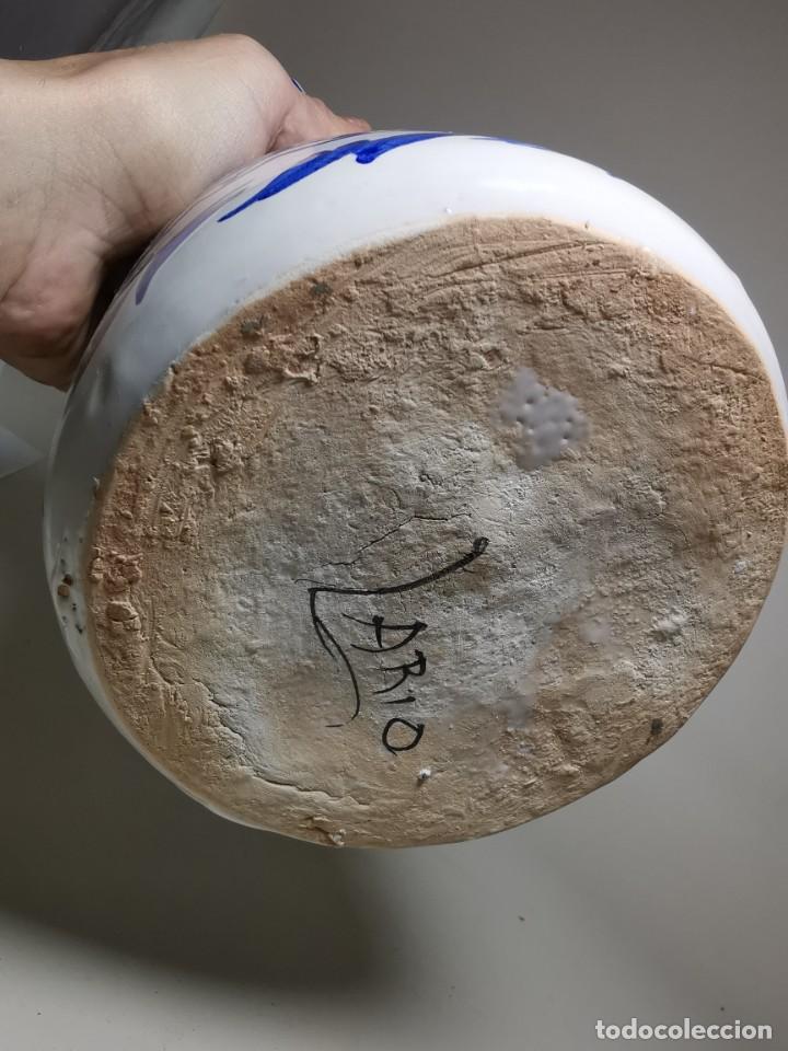 Antigüedades: ANTIGUO BOTIJO DE COLECCION-CANTIR --ALCUZA-LARIO MURCIA - Foto 7 - 236484440