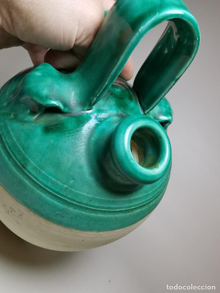 Antigüedades: ANTIGUO BOTIJO DE COLECCION-CANTIR --UBEDA -JAEN - Foto 7 - 236485090