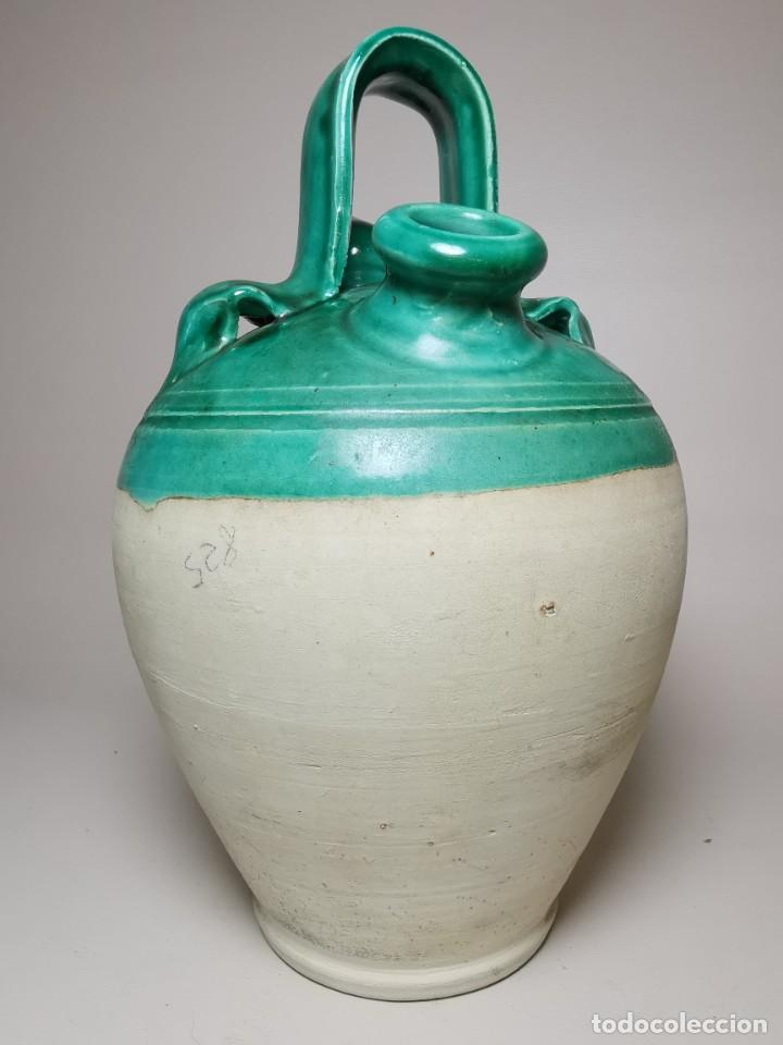 Antigüedades: ANTIGUO BOTIJO DE COLECCION-CANTIR --UBEDA -JAEN - Foto 9 - 236485090