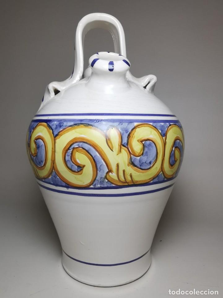 Antigüedades: ANTIGUO BOTIJO DE COLECCION-CANTIR --UBEDA -JAEN - Foto 9 - 236485295