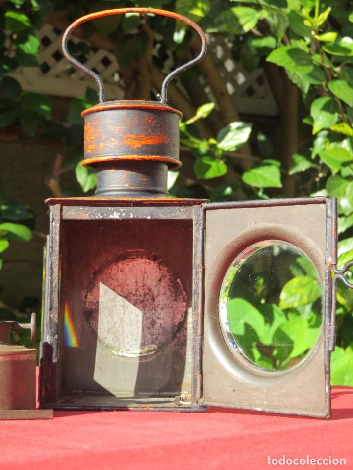 Antigüedades: Farol - Foto 4 - 236508295