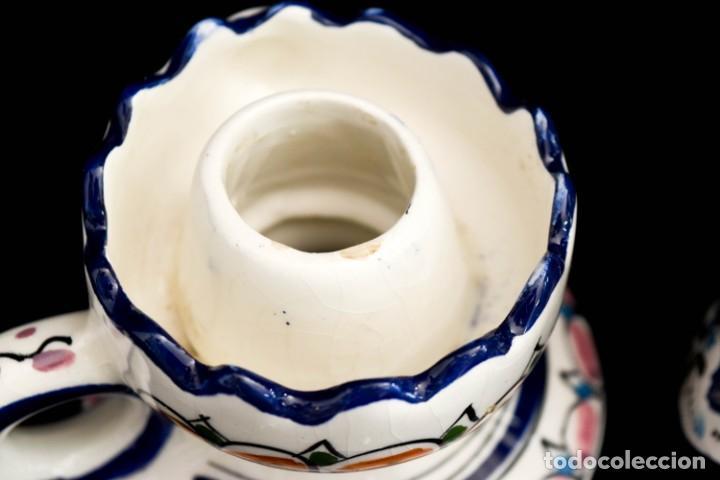 Antigüedades: Extraordinario quinque de gran tamaño trabajado a mano - Foto 6 - 236519570