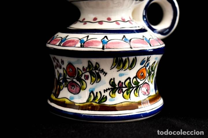 Antigüedades: Extraordinario quinque de gran tamaño trabajado a mano - Foto 19 - 236519570