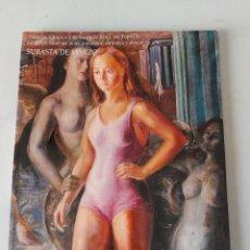 Antigüedades: CATALOGO SUBASTAS FERNANDO DURAN 1999. Lote 236530065