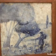 Antigüedades: LADRILLO ÉPOCA INDETERMINADA. Lote 236605715