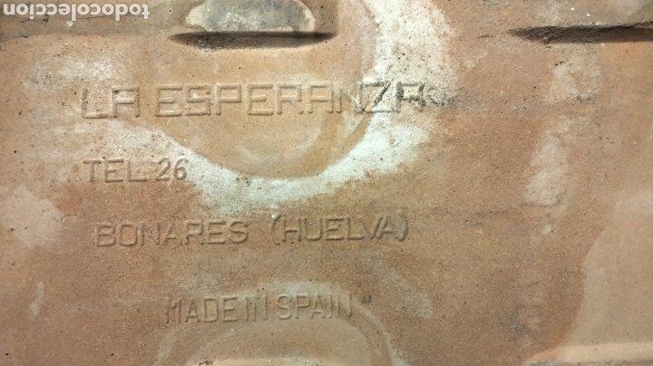 Antigüedades: HERRAJE CON AZULEJO DE LA MACARENA - Foto 7 - 236613635