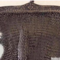 Antigüedades: BOLSO NO PLATA DEFEXTUOSO. Lote 236615150