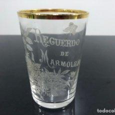 Antiguidades: ANTIGUO VASO BALNEARIO MARMOLEJO (JAÉN). Lote 236623040