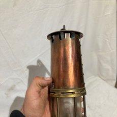 Antigüedades: ANTIGUO Y PRECIOSO FARROL-LAMPARA DE COBRE!. Lote 236654560