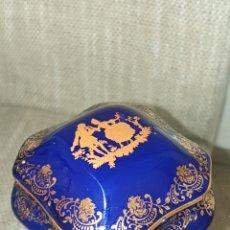 Antigüedades: CAJA JOYERO LIMOGE. Lote 236656585