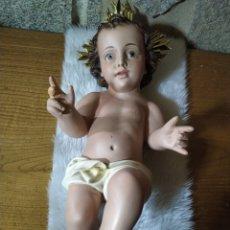 Oggetti Antichi: NIÑO JESÚS OLOT. Lote 236783345