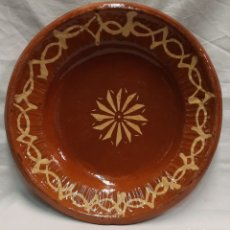 Antigüedades: PLATO CATALÁN MATARO SIGLO XIX. Lote 236804980