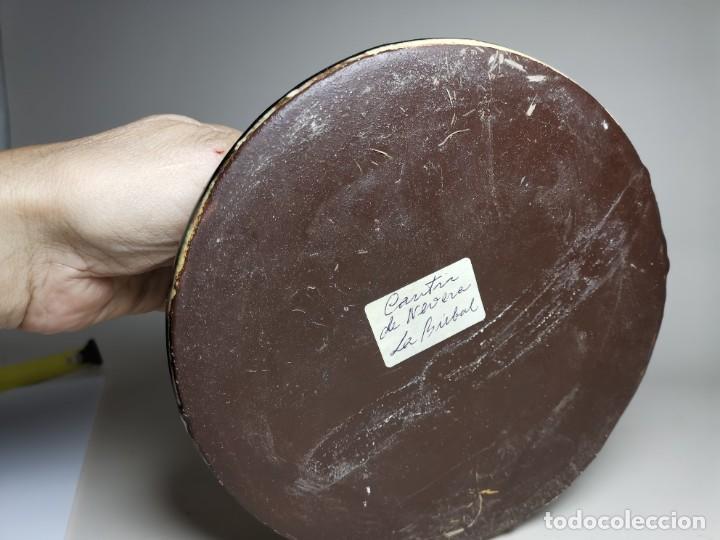 Antigüedades: ANTIGUO BOTIJO DE COLECCION-CANTIR-NEVERA --LA BISBAL GIRONA--SETCASES - Foto 9 - 236815775