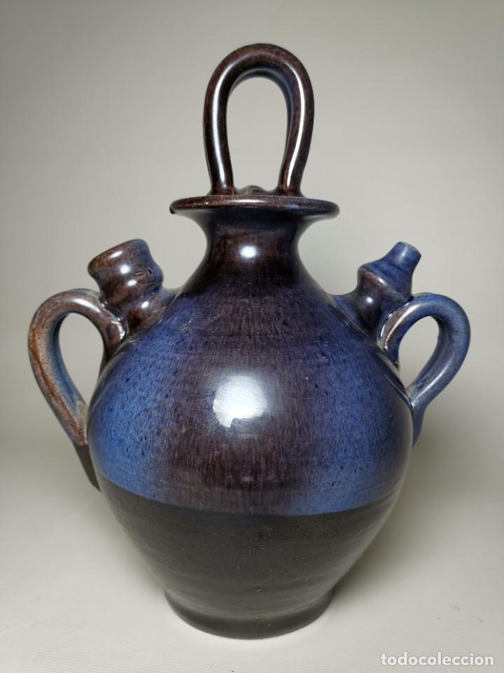 Antigüedades: ANTIGUO BOTIJO DE COLECCION-CANTIR-QUART GIRONA- - Foto 2 - 236816005