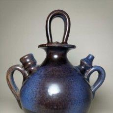Antigüedades: ANTIGUO BOTIJO DE COLECCION-CANTIR-QUART GIRONA-. Lote 236816005