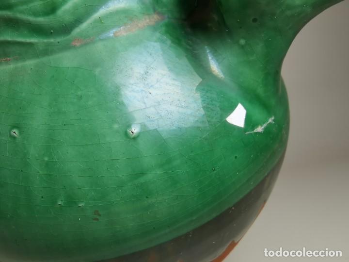 Antigüedades: ANTIGUO BOTIJO DE COLECCION-CANTIR- LA BISBAL--DE POU - Foto 4 - 236819775