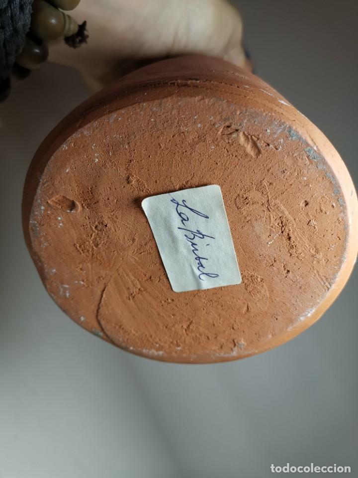 Antigüedades: ANTIGUO BOTIJO DE COLECCION-CANTIR- LA BISBAL - Foto 7 - 236819965
