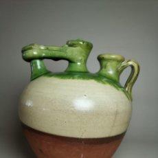 Antigüedades: ANTIGUO BOTIJO DE COLECCION-CANTIR- LA BISBAL--FIGUERES. Lote 236820615