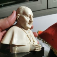 Antigüedades: ESCULTURA JUAN XXIII. Lote 81205204