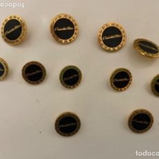 Antigüedades: BOTONES EMIDIO TUCCI. Lote 236864760
