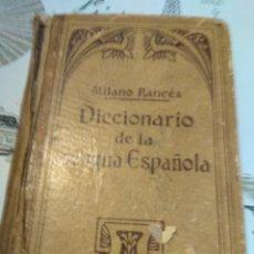 Antigüedades: DICCIONARIO ATILANO RANCES 1940. Lote 236903300
