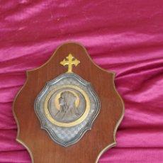 Antigüedades: PRECIO PRECIOSA BENDITERA ANTIGUA. Lote 236938670