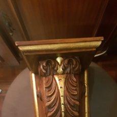 Antigüedades: PRECIOSA MENSULA TALLADA. Lote 237014930