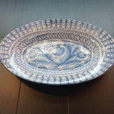 Antigüedades: FAJALALUZA, ESPECTACULAR BANDEJA EN PERFECTO ESTADO. Lote 237047100