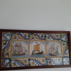 Antigüedades: RAJOLAS CATALANAS ANTIGUAS.. Lote 237080230
