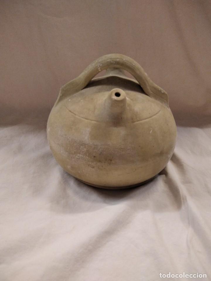 Antigüedades: BOTIJO DE CERAMICA - Foto 3 - 237149075