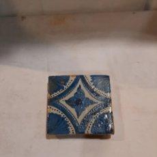 Oggetti Antichi: AZULEJO TERUEL S. XVII. Lote 237224045