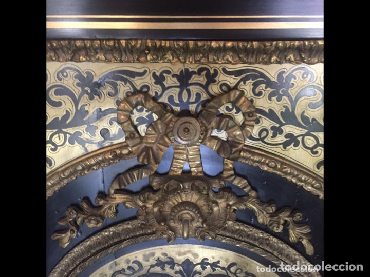 Antigüedades: Entredos francés Napoleón 132x120x45cm - Foto 2 - 237355525