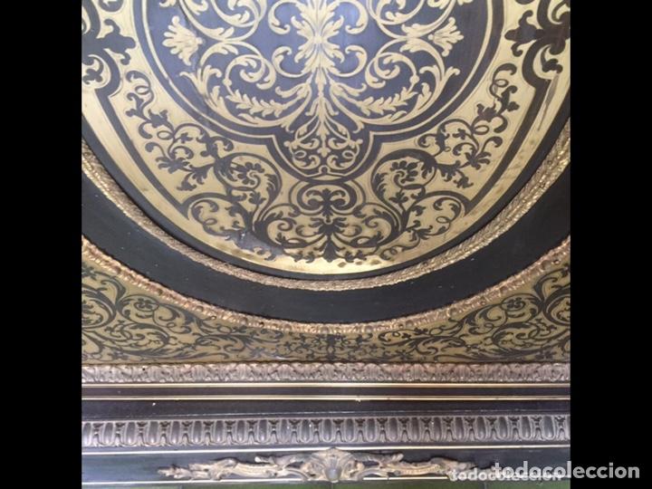 Antigüedades: Entredos francés Napoleón 132x120x45cm - Foto 3 - 237355525