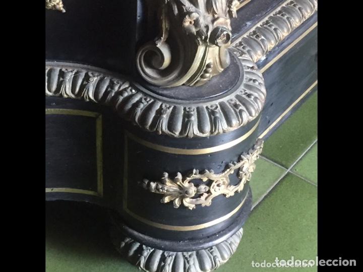 Antigüedades: Entredos francés Napoleón 132x120x45cm - Foto 7 - 237355525
