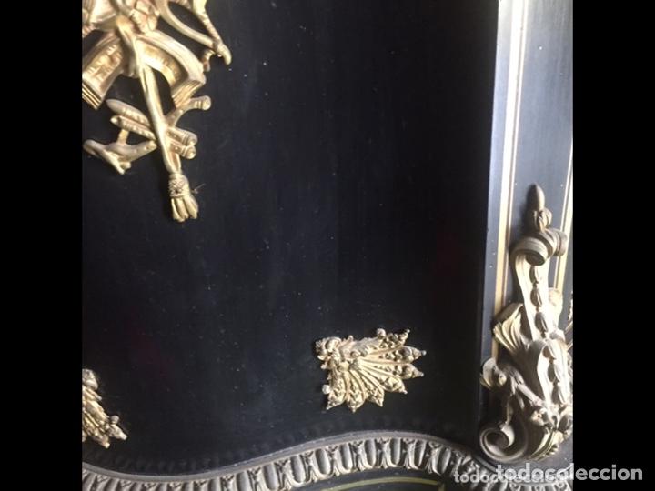 Antigüedades: Entredos francés Napoleón 132x120x45cm - Foto 9 - 237355525