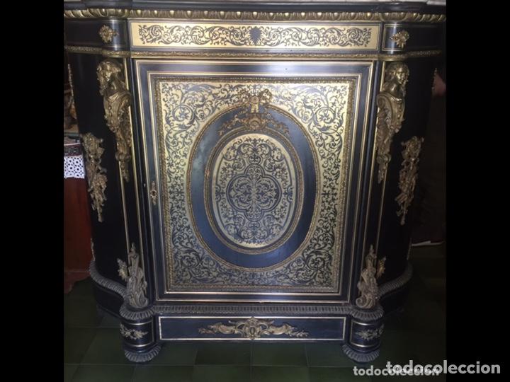 ENTREDOS FRANCÉS NAPOLEÓN 132X120X45CM (Antigüedades - Muebles Antiguos - Aparadores Antiguos)
