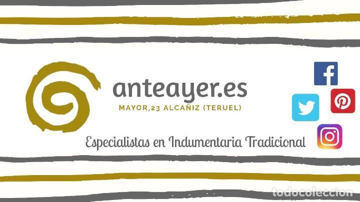 Antigüedades:   ANTIGUAS MEDIAS NEGRAS - Foto 3 - 237489530