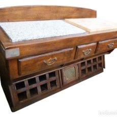 Antigüedades: MUEBLE DE COCINA. Lote 237502465