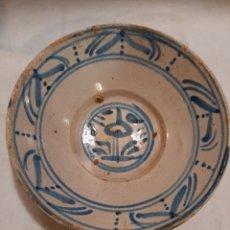 Oggetti Antichi: PLATO TERUEL S.XVIII. Lote 237514280