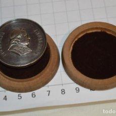 Antigüedades: PIO IX PAPA / INFALIBLE - 16 0CTUBRE DE 1876 / 1º ROMERÍA ESPAÑOLA AL VATICANO ¡MIRA FOTOS/DETALLES!. Lote 237563995
