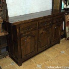 Antigüedades: TAQUILLÓN GRANDE CASTELLANO. Lote 237579905