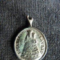 Antigüedades: ESCASA Y RARA MEDALLA DE MARÍA LAURET (VIRGEN DE LORETO) S. XVII (1). Lote 237624040