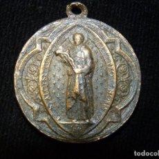 Antigüedades: ANTIGUA MEDALLA INMACULADA CONCEPCIÓN, S. XIX LEYENDAS EN FRANCÉS (21). Lote 237626630