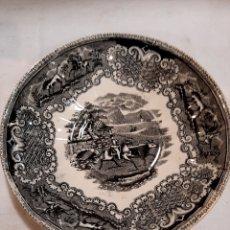 Antigüedades: PLATO CARTAGENA S.XIX. Lote 237627030