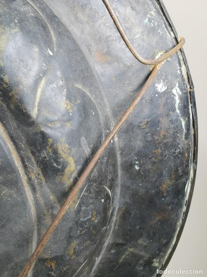 Antigüedades: ORIGINAL PLATO PETITORIO LIMOSNERO NUREMBERG SIGLO XVI--SAN JORGE---SANT JORDI - Foto 37 - 237740995