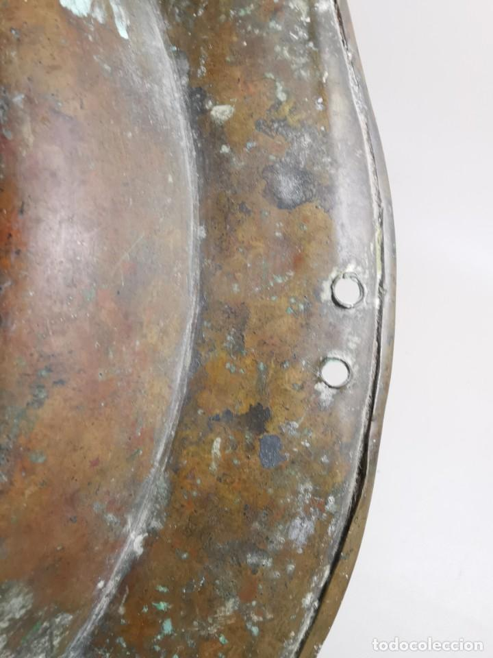 Antigüedades: ORIGINAL PLATO PETITORIO LIMOSNERO NUREMBERG SIGLO XVI- - Foto 44 - 237741480