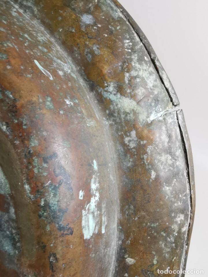 Antigüedades: ORIGINAL PLATO PETITORIO LIMOSNERO NUREMBERG SIGLO XVI- - Foto 45 - 237741480