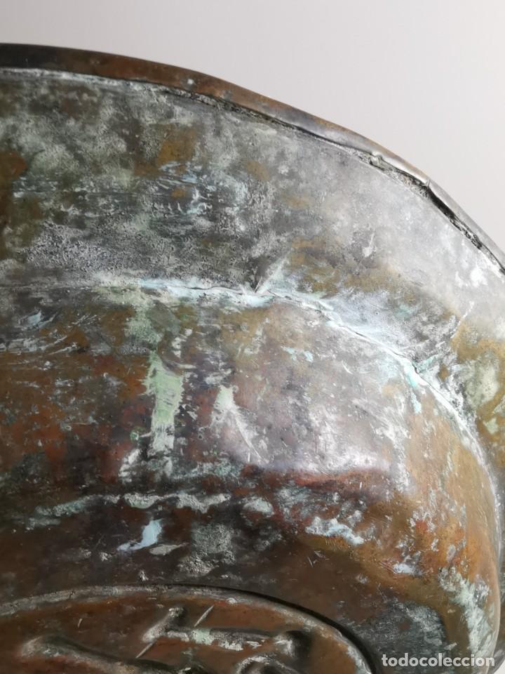 Antigüedades: ORIGINAL PLATO PETITORIO LIMOSNERO NUREMBERG SIGLO XVI- - Foto 47 - 237741480