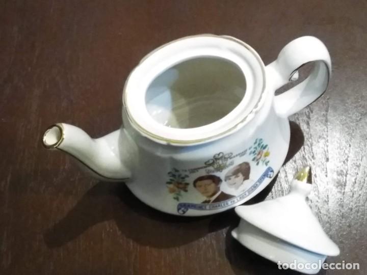 Antigüedades: Tetera - Cup teapot Price & Kensington. Made in England - Foto 9 - 188501025